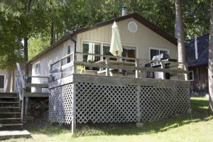 Cottage 3 Exterior